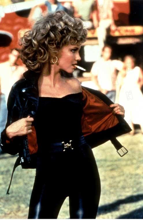 Olivia Newton-John in Grease - 10 Incredible Iconic Fashion…