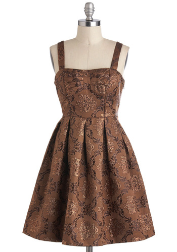 The Brocade Dress