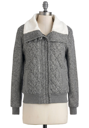 Quilted Fleece Jacket - 8 Fashionable Quilted Jackets for Women to…