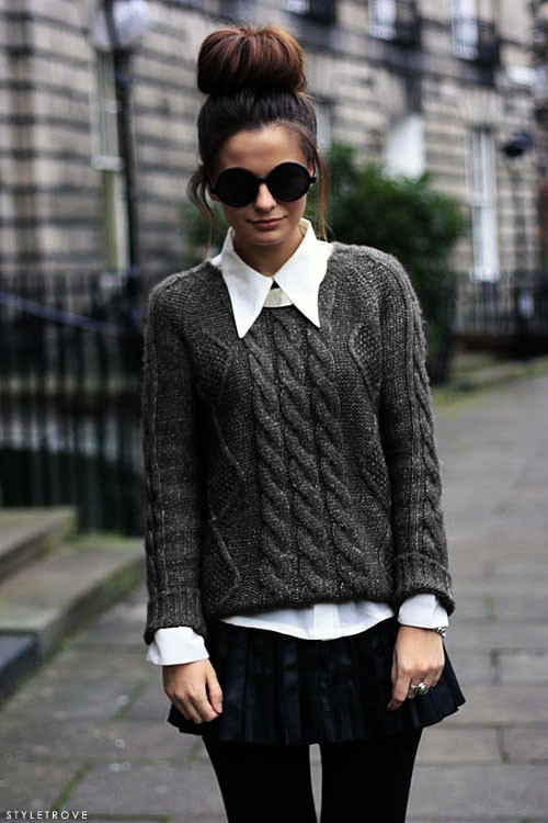 Collar It Chic 7 Amazingly Stylish Ways To Wear An Over