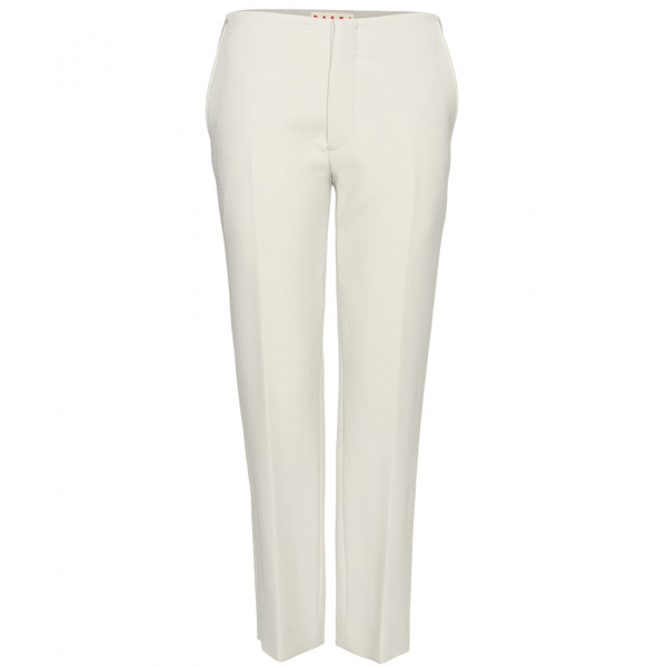 White Pants Season Winter White Pants