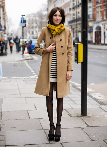 Trench Coat 30 Inspiring Winter Street Style Looks