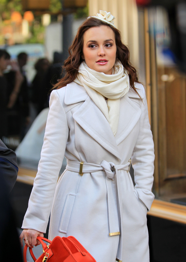 Blair waldorf summer style photo
