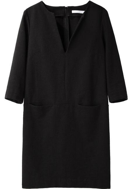 Black tunic dresses