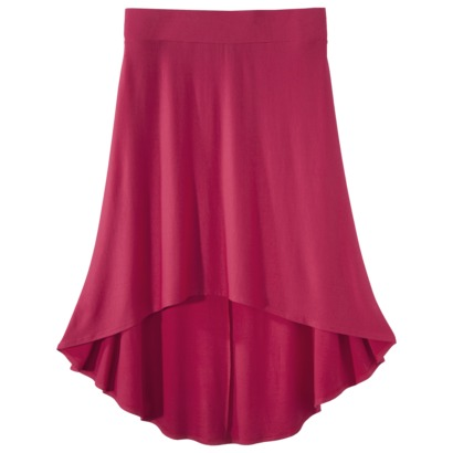 Mossimo Women's plus-Size High Low Skirt - 8 Springy plus Size…