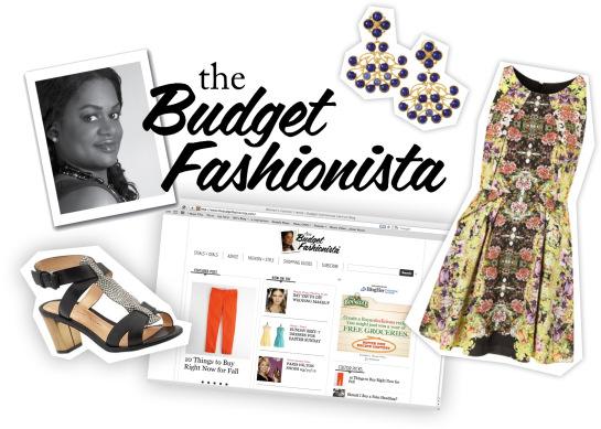 The Budget Fashionista by Kathryn Finney