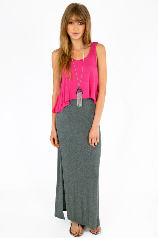 Ellie Tiered Maxi Dress - 9 Must Have Spring Maxi Dresses to Make…