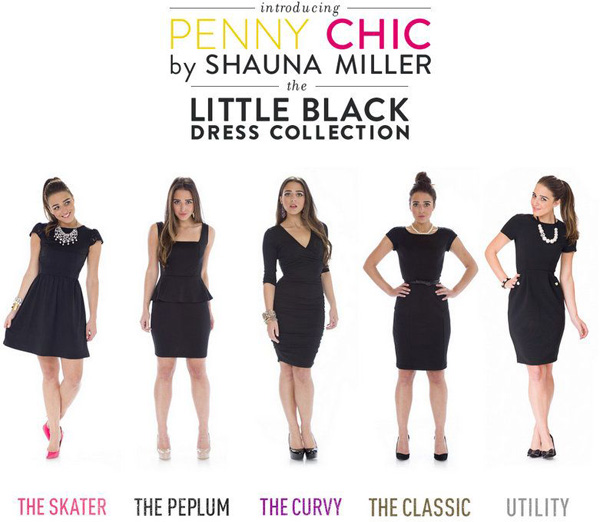 Penny Chic by Shauna Miller