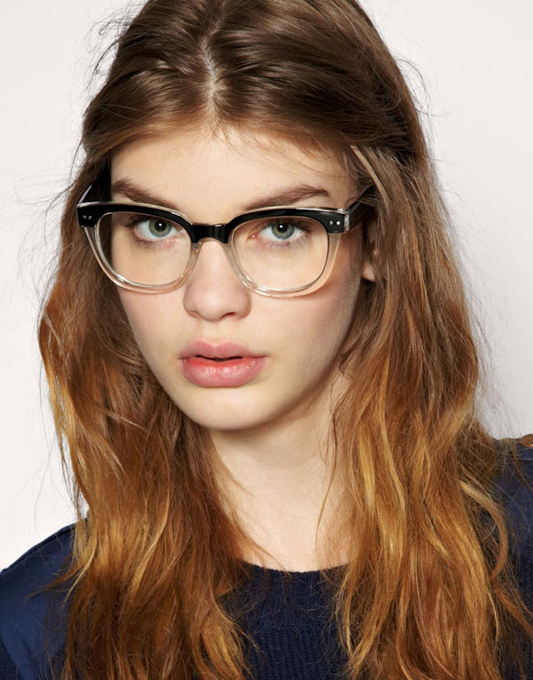Eyeglasses Frames Womens Trends : Keyhole Detailing - 7 Eyeglass Trends for 2013 ... Fashion