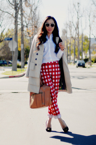 Gingham 7 Pants With Cool Prints To Rock This Season