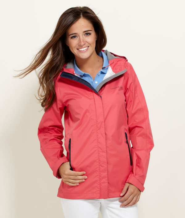 Summer Rain Jacket - Coat Nj