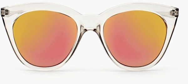 Reflective Cat Eye Sunglasses  cat eye sunglasses 7 reflective sunglasses to add a futuristic