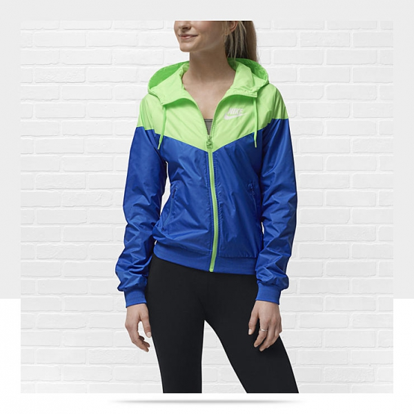 Womens nike windrunner jacket