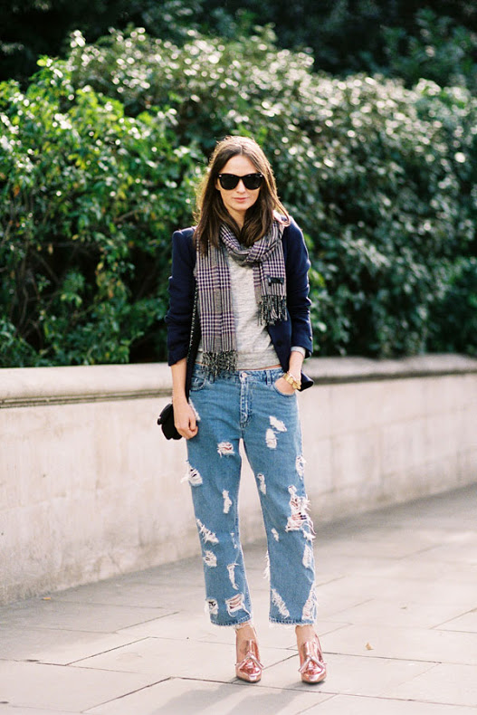 Slouchy Style… - 7 French Pieces Your Wardrobe Needs (and ...