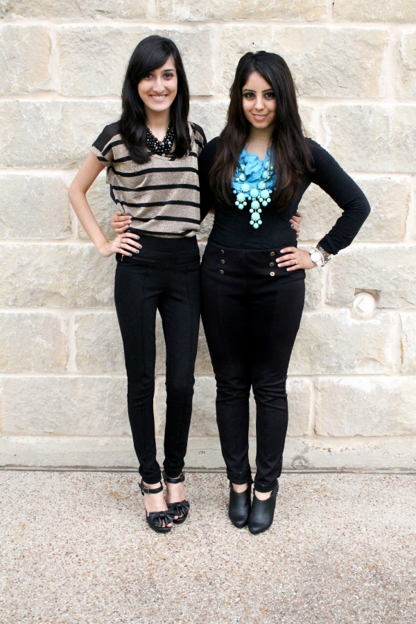 3. Go Black - 7 Ways to Rock High-Waisted Jeans like a Diva → 👗…