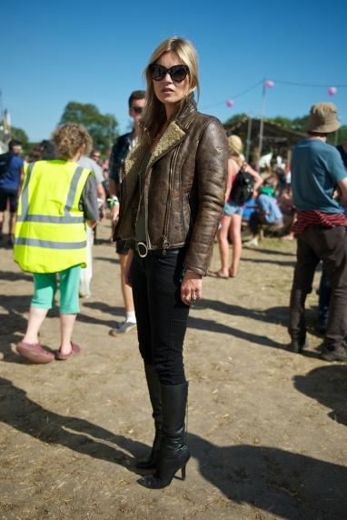Kate Moss…