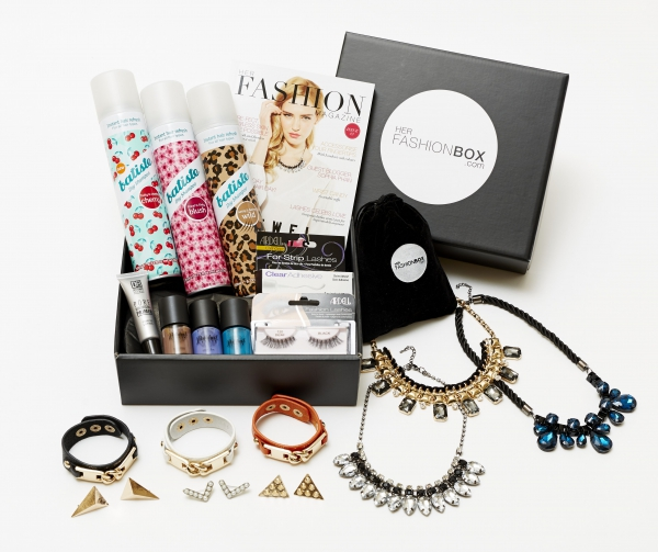 Her Fashion Box 7 Fashion And Beauty Subscription Boxes To Get