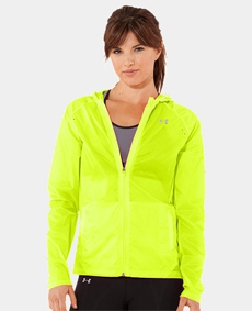 Under Armour See Me Go Translucent Jacket - 7 Sleek Rain Jackets…