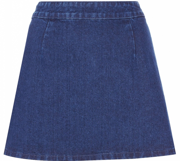 7 Awesome Denim Skirts That Will Become Staples in Your Wardrobe ...…