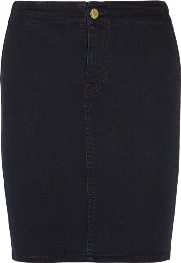 Bodycon Denim Skirt