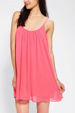 Urban Outfitters Sparkle Amp Fade Chiffon Swing Dress 7
