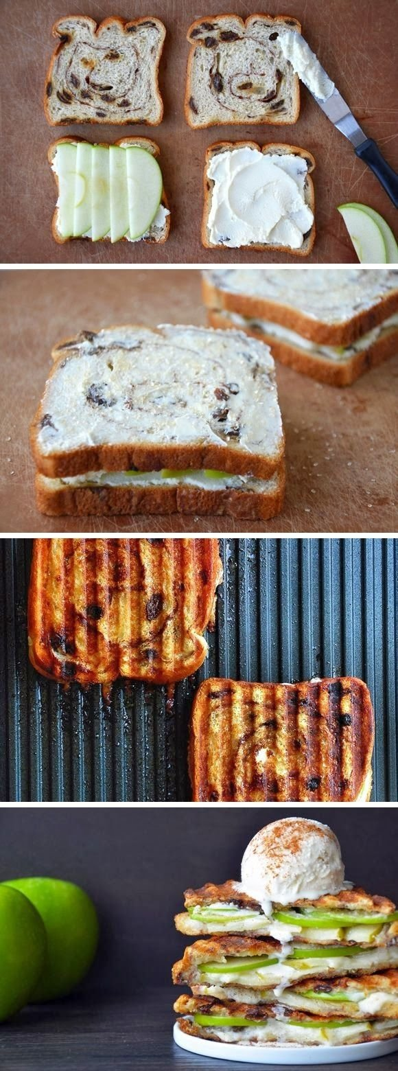 how to make tasty sandwich