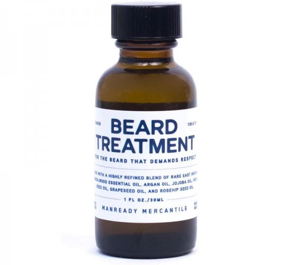 Manready Beard Treatment