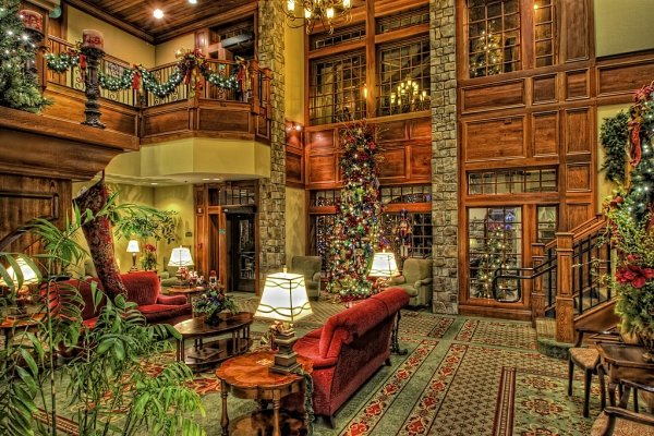 Christmas Decorations In Pigeon Forge Tn : Pigeon forge tennessee most christmassy towns in the