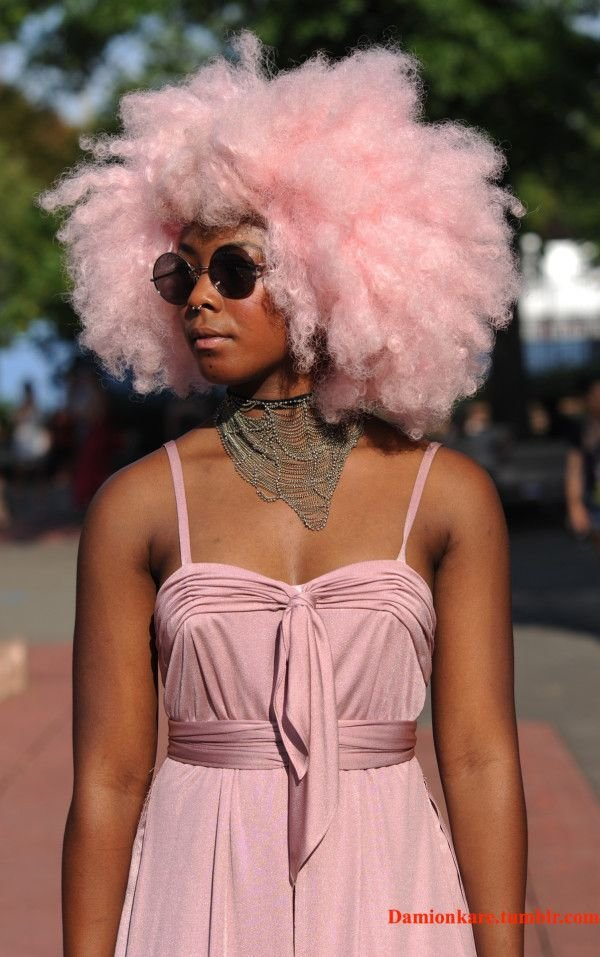 Afro Pink How To Wear Pantone Color Of The Year Rose