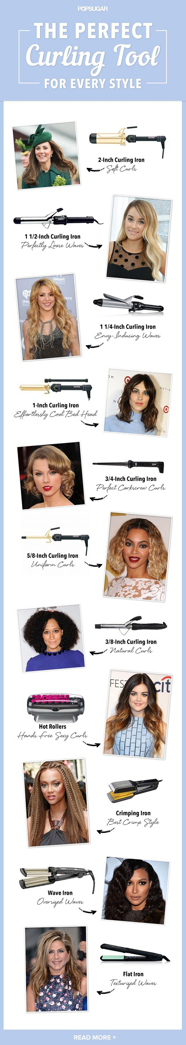 How to Get Your Fave Celebrity Waves