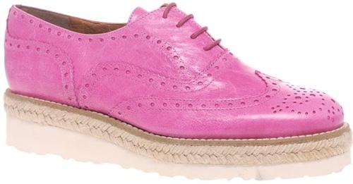 ASOS Monroe Platform Creeper Shoe