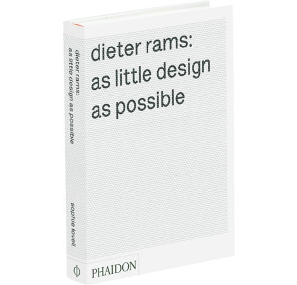 Dieter Rams: as Little Design as Possible [Hardcover]