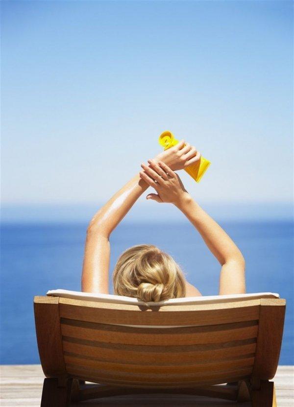 Do: Wear Sunscreen