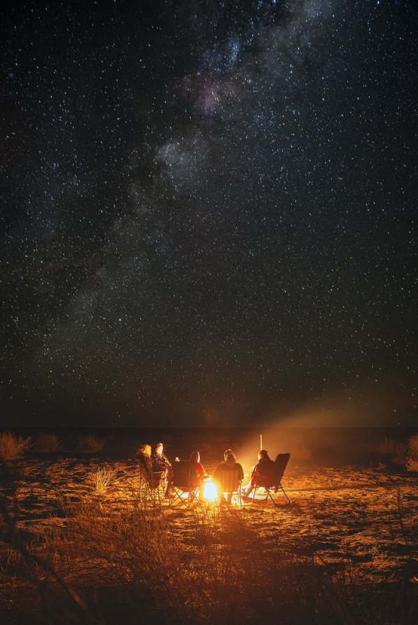 Bonfire Here S A Little Stargazing Inspo To Make Your