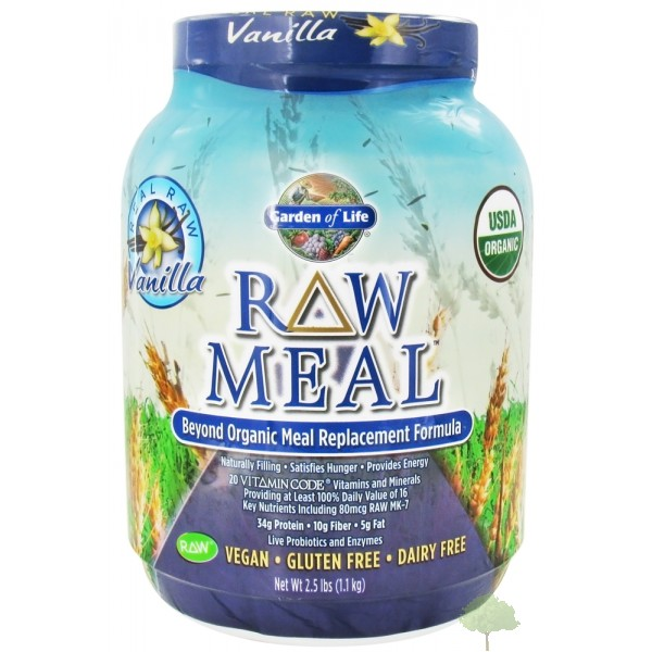 Garden of life raw meal 10 clean protein powders to try - Garden of life raw meal weight loss results ...