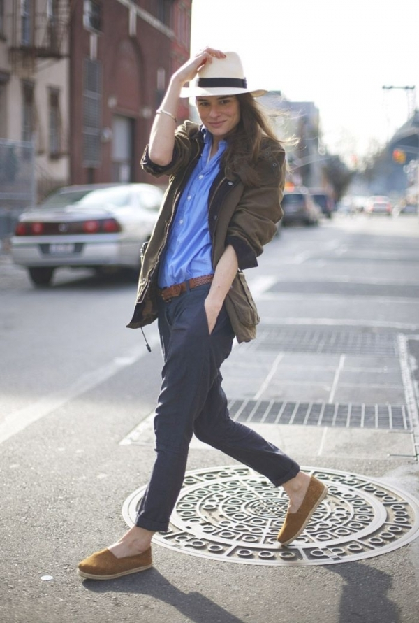9 Street Style Ways To Look Tomboy Chic Streetstyle