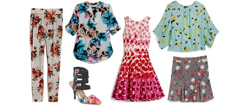 Flaunt Your Femininity in Florals