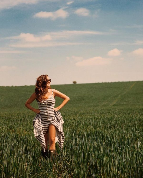 grassland, photograph, green, grass, portrait photography,