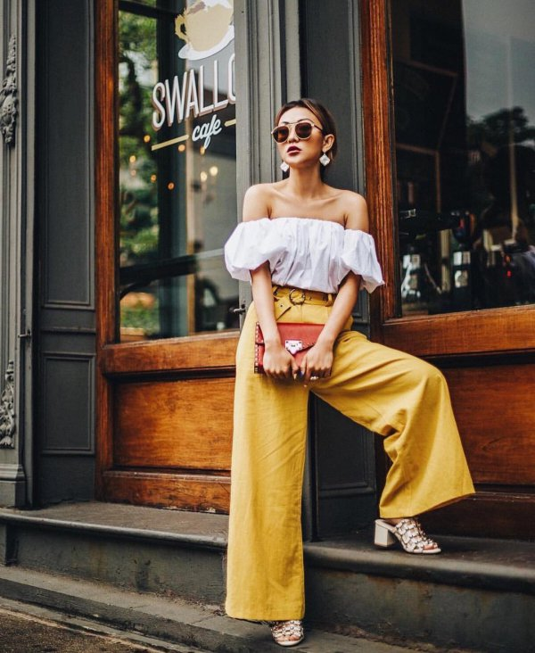 yellow, shoulder, fashion model, dress, fashion,