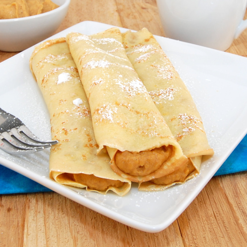Thanksgiving Crepes