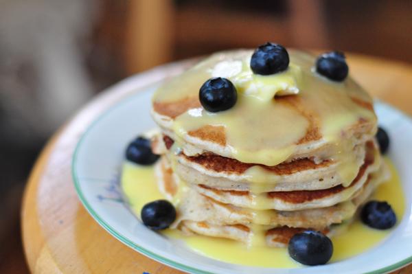 Lemon Blueberry Pancakes Recipes — Dishmaps