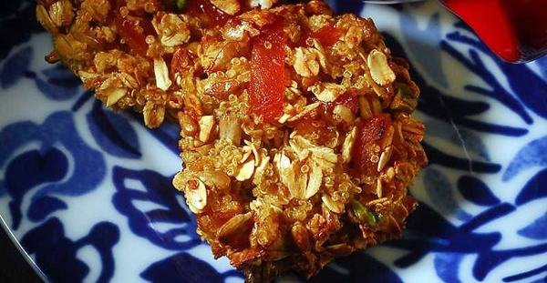 Quinoa Apricot and Nut Clusters - 7 Fun Ways to Eat Quinoa for a…