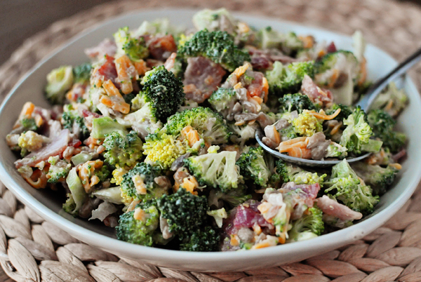 Broccoli Salad - 9 Sumptuous Summer Salad Recipes to Try Right…