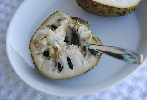 7 Freaky and Unexpected Foods That Will Boost Your Beauty  Cherimoya
