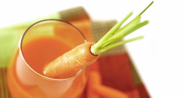 Citrusy Carrot Juice