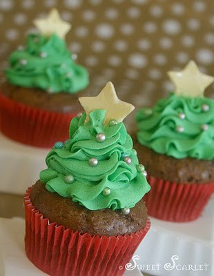 7 Marvelously Delicious Cupcake Decorating Ideas for the Holidays