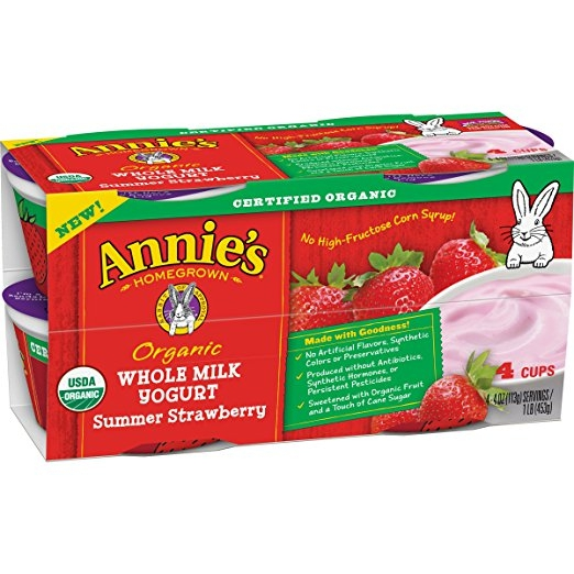 Annie's Homegrown, food, plant, produce, product,