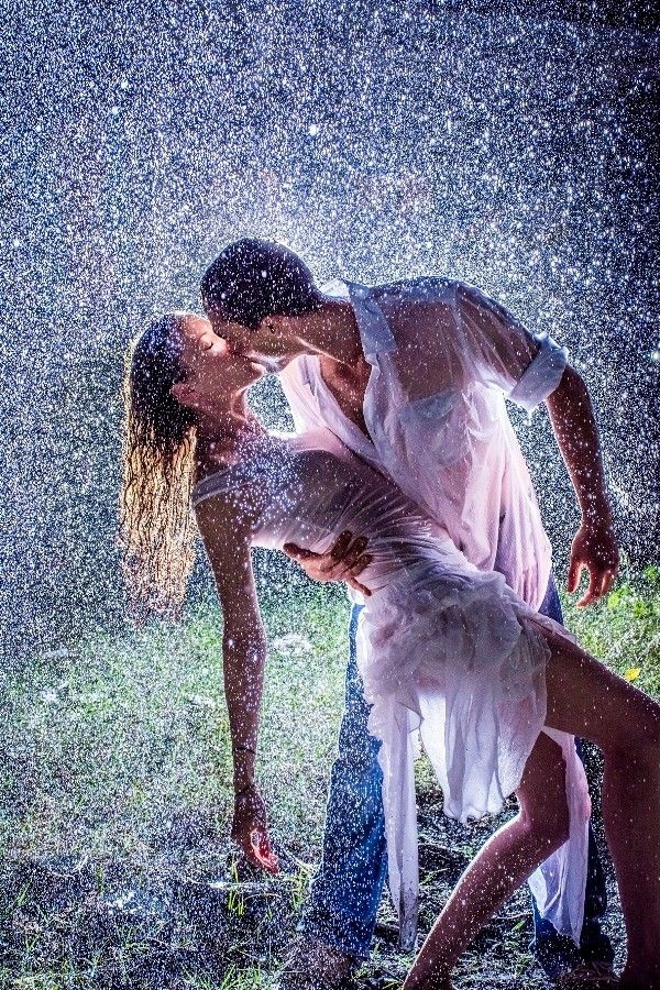 ... Dancing in the Rain