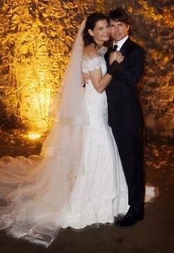 Instyle celebrity wedding dresses