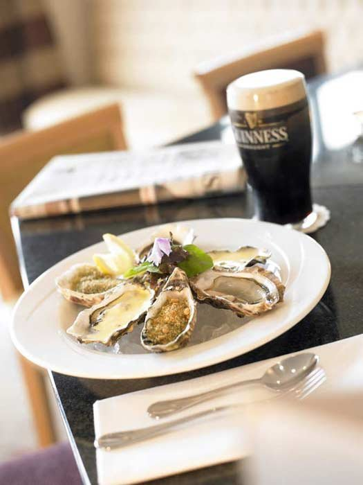 Enjoy Guinness and Oysters in Galway, Ireland